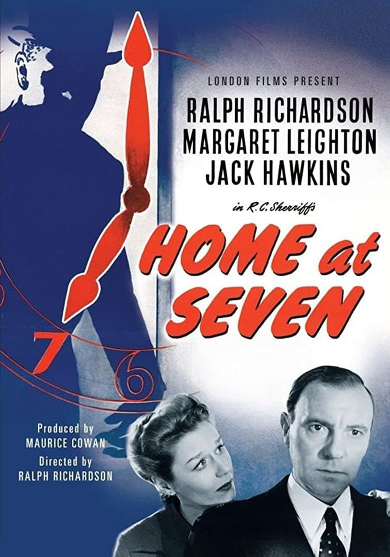 Home at Seven Poster
