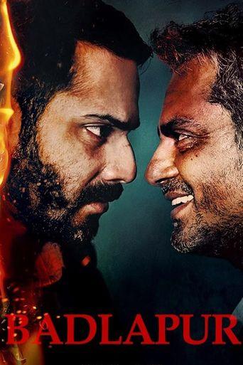 Badlapur Poster