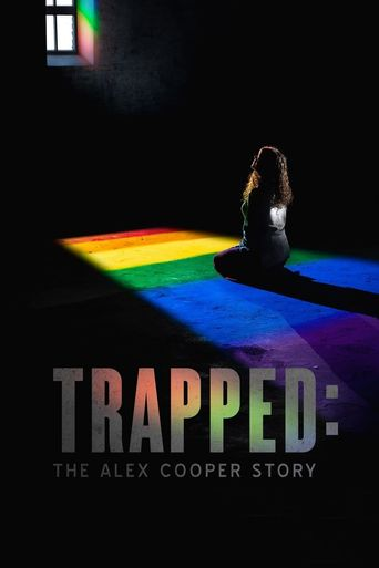 Trapped: The Alex Cooper Story Poster