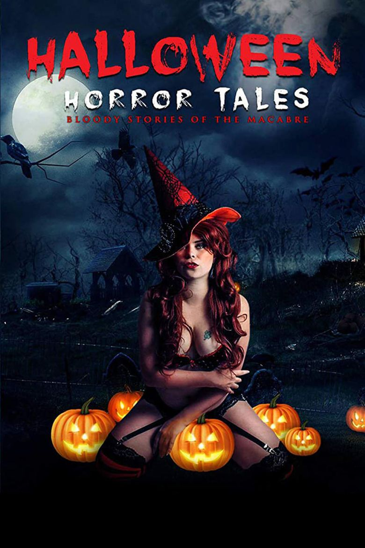 Halloween Horror Tales Poster