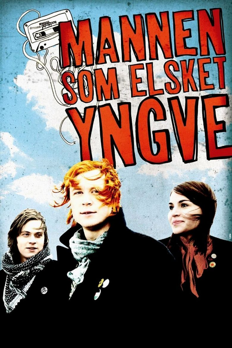 The Man Who Loved Yngve Poster