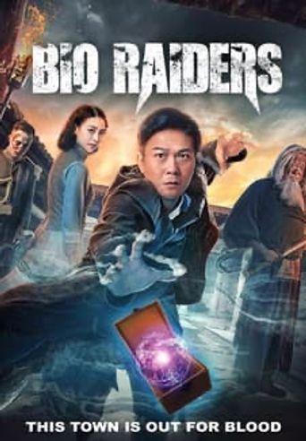 Bio Raiders Poster