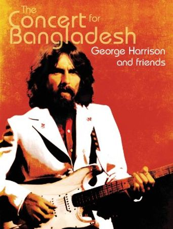 George Harrison & Friends: The Concert For Bangladesh Poster