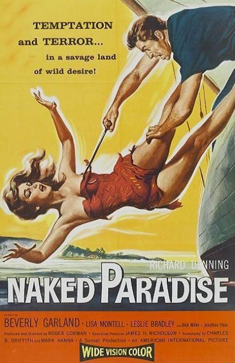 Naked Paradise Poster