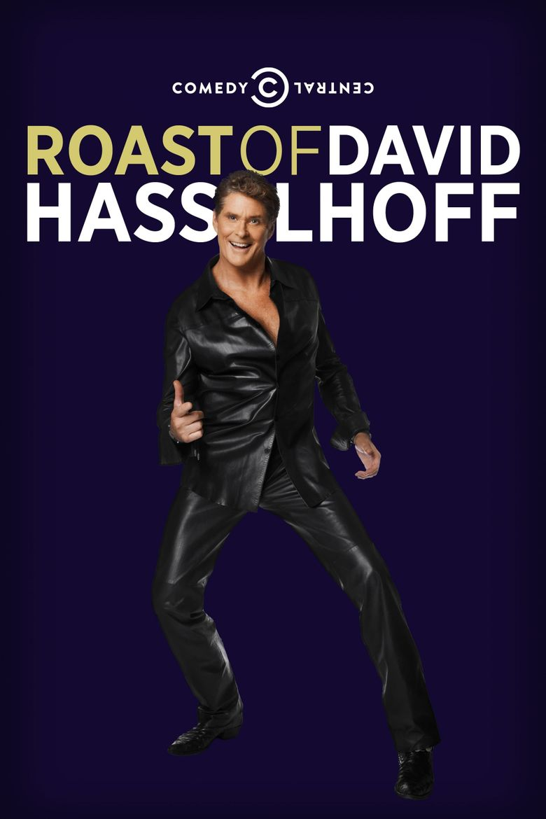 Comedy Central Roast of David Hasselhoff Poster
