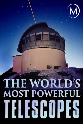 The World's Most Powerful Telescopes Poster