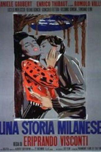 Una storia milanese Poster