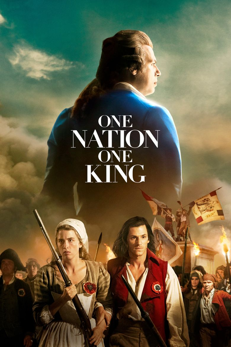 One Nation, One King Poster