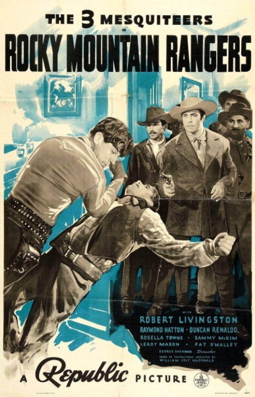 Rocky Mountain Rangers Poster
