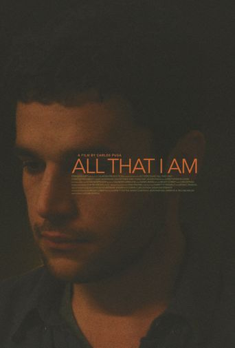 All That I Am Poster