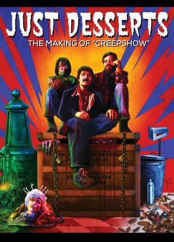 Just Desserts: The Making of 'Creepshow' Poster