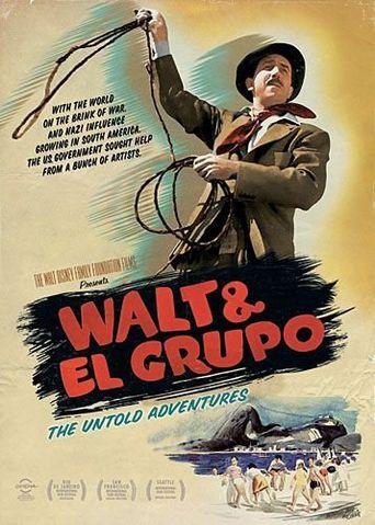 Walt & El Grupo Poster
