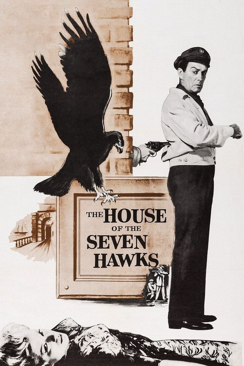 The House of the Seven Hawks Poster
