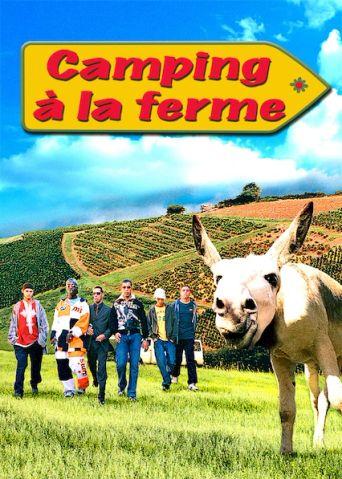 Camping à la ferme Poster