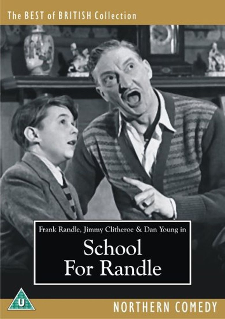 School for Randle Poster