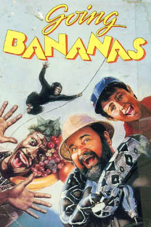 Going Bananas Poster