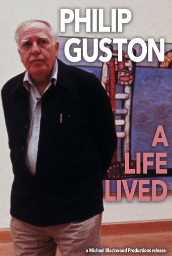 Philip Guston: A Life Lived Poster