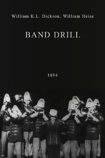Band Drill Poster