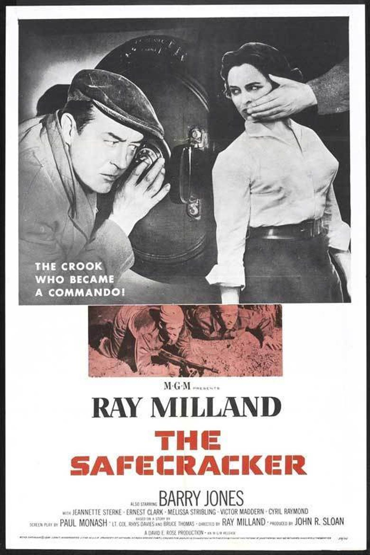 The Safecracker Poster