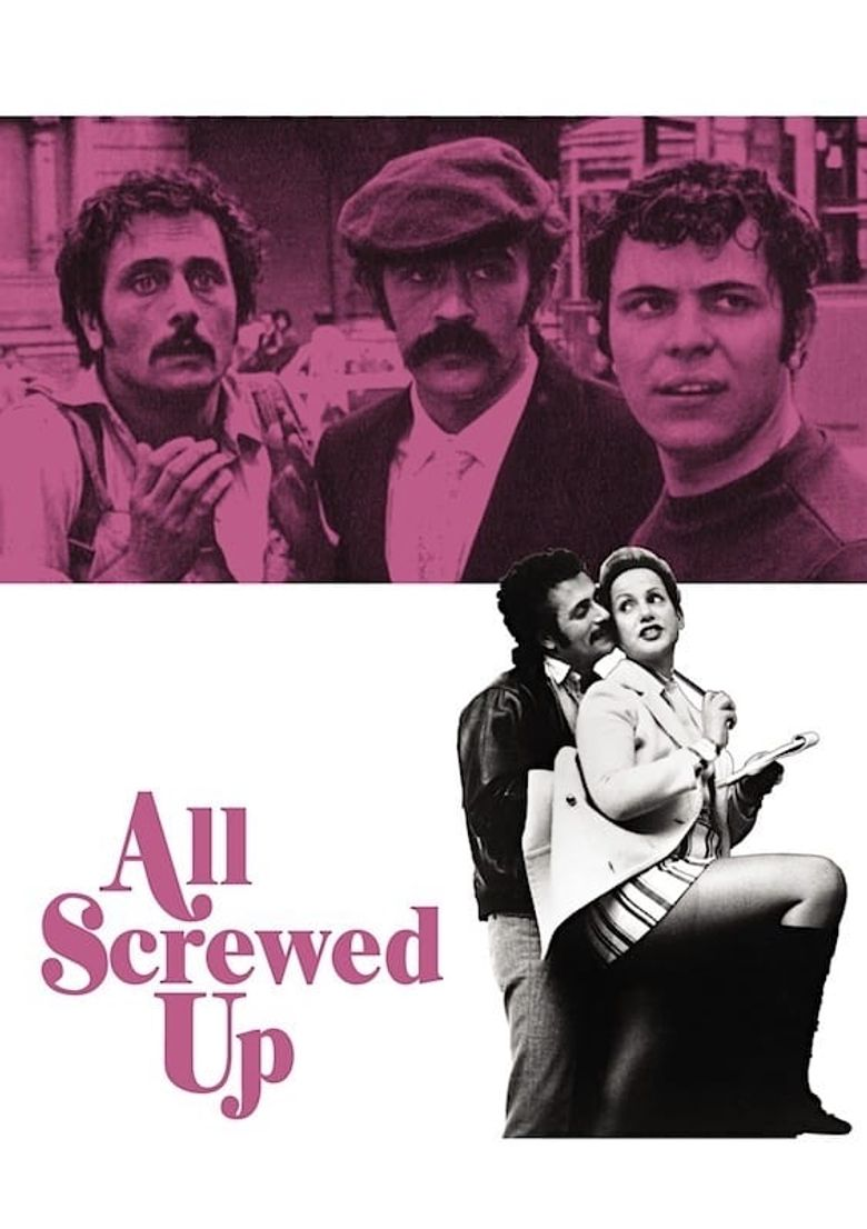 All Screwed Up Poster