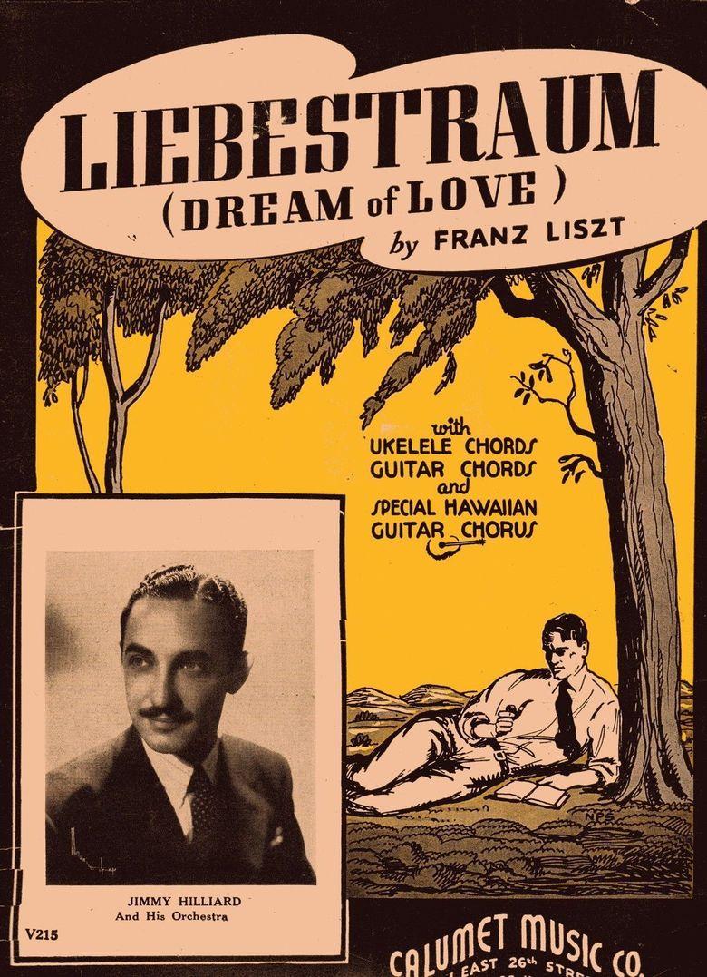Liebesträume Poster