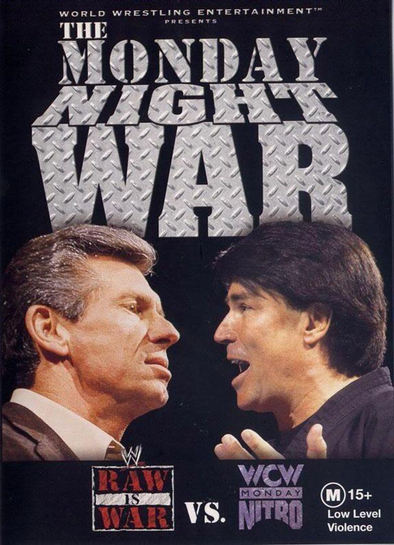 WWE: The Monday Night War: WWE Raw vs. WCW Nitro Poster