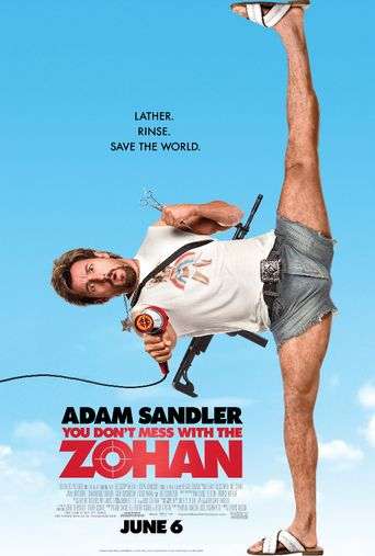 Watch You Don't Mess with the Zohan