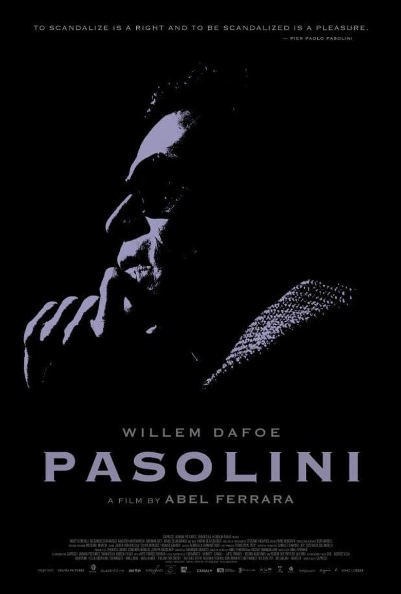 Pasolini Poster
