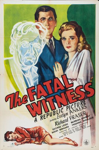 The Fatal Witness Poster