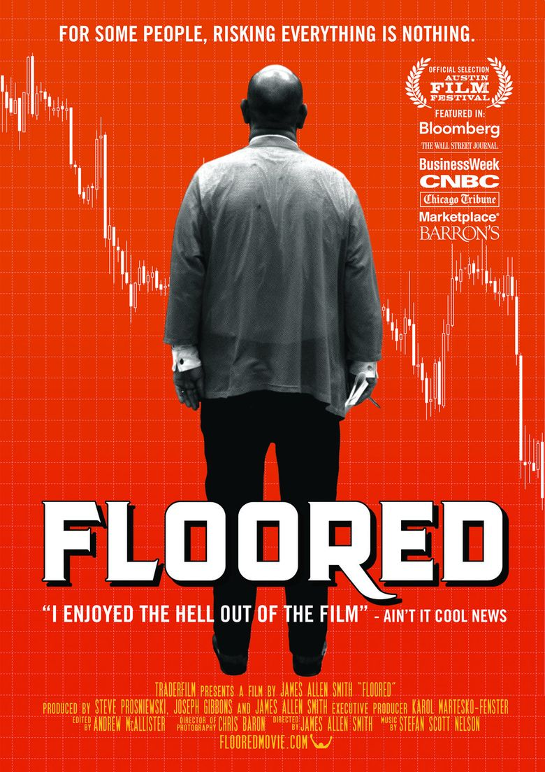 Floored Poster