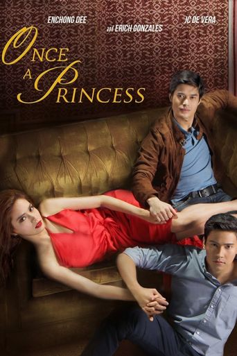 Once A Princess Poster