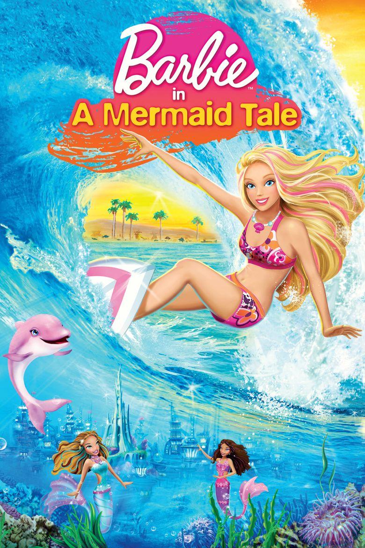 Barbie in A Mermaid Tale Poster