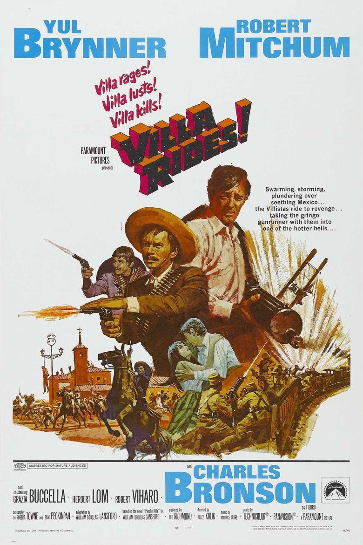 Villa Rides Poster
