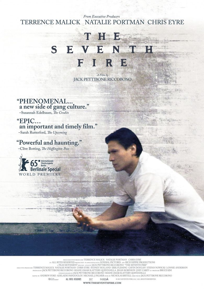 The Seventh Fire Poster