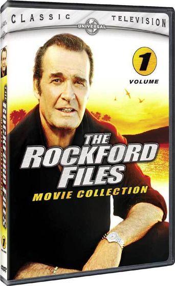 The Rockford Files: I Still Love L.A. Poster