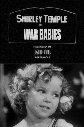 War Babies Poster