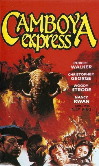 Angkor: Cambodia Express Poster