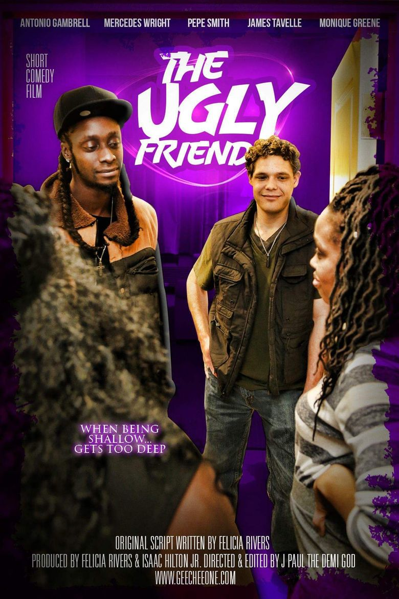 The Ugly Friend Poster
