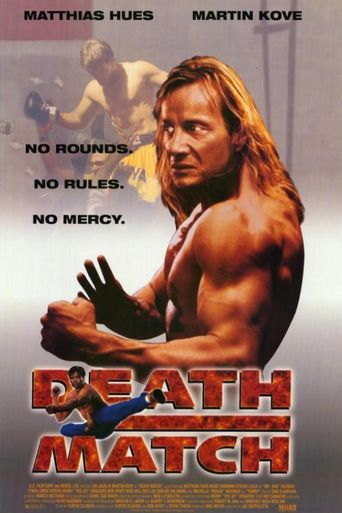 Death Match Poster