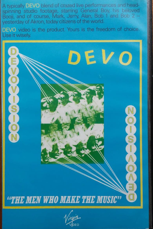 Devo: The Men Who Make the Music Poster
