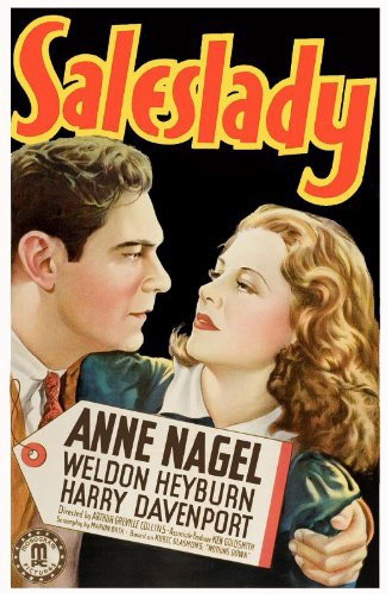 Saleslady Poster