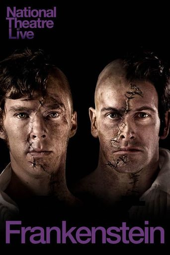 National Theatre Live: Frankenstein Poster