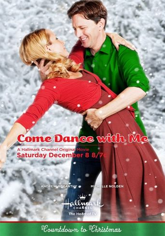 Come Dance with Me Poster