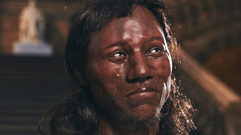 The First Brit: The 10,000 Year Old Man Poster