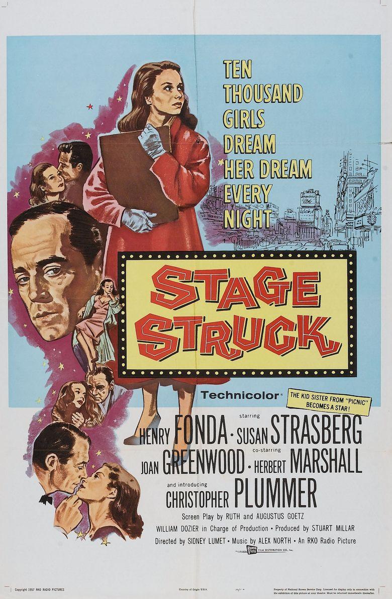 Stage Struck Poster