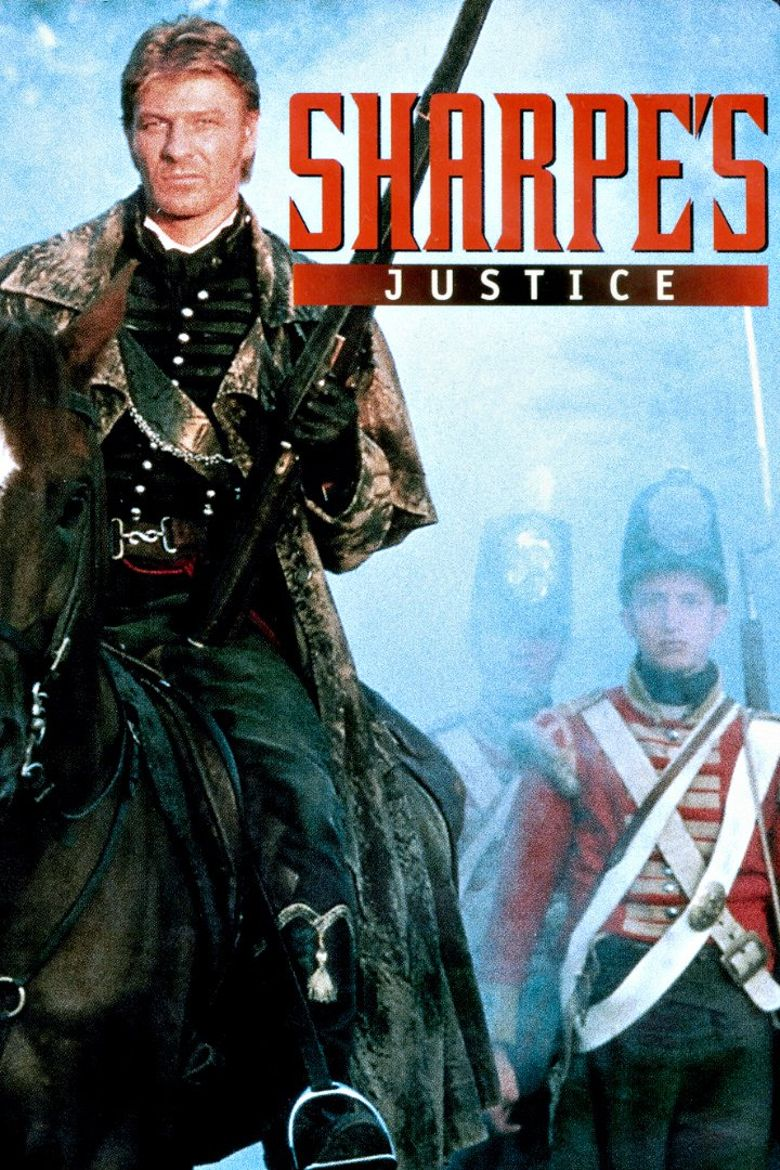 Sharpe's Justice Poster