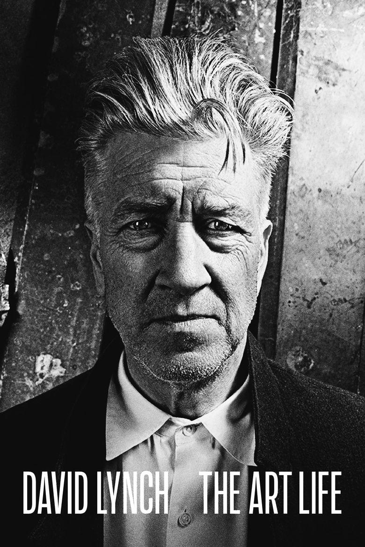 David Lynch: The Art Life Poster
