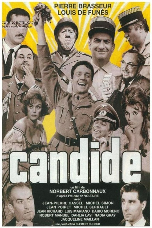 Candide ou l'optimisme au XXe siècle Poster