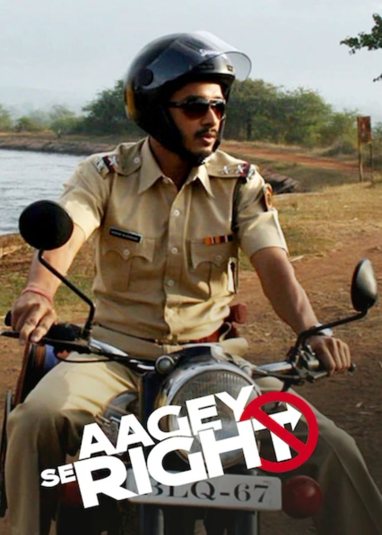 Aagey Se Right Poster