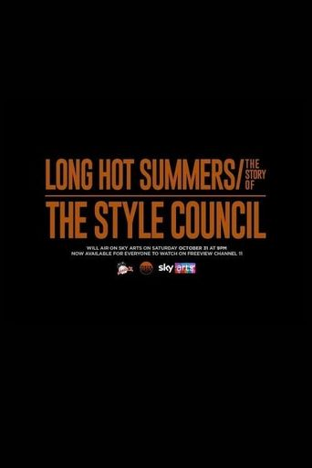 Long Hot Summers: The Story of The Style Council Poster